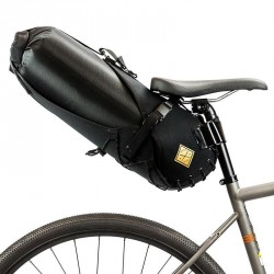 Sacoche de selle Restrap Saddle Bag noir 14L