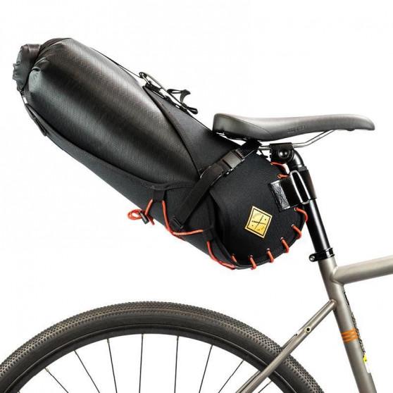 Sacoche de selle Restrap Saddle Bag orange 14L