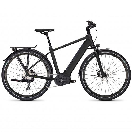 Vélo de randonnée électrique Kalkhoff Endeavour 5.I XXL magicblack matt diamant
