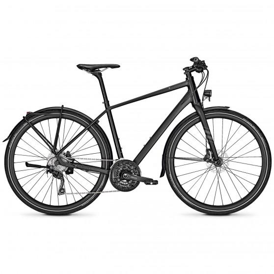 Vélo de randonnée Kalkhoff Endeavour Lite 30 magicblack matt