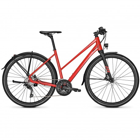 Vélo de randonnée Kalkhoff Endeavour Lite 30 firered glossy