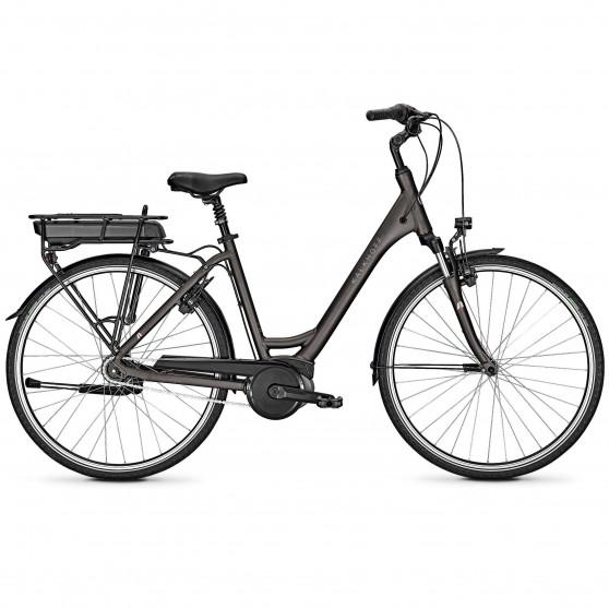 Vélo de ville électrique Kalkhoff Agattu 1.B Advance atlasgrey matt