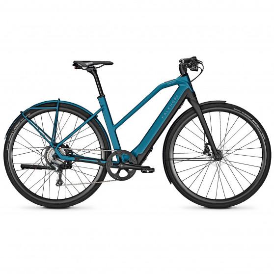 Vélo de ville électrique Kalkhoff Berleen 5.G Edition trapez