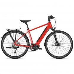 Vélo de randonnée électrique Kalkhoff Endeavour 5.S Excite firered diamant