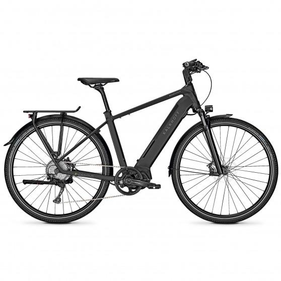 Vélo de randonnée électrique Kalkhoff Endeavour 5.S Excite magicblack diamant