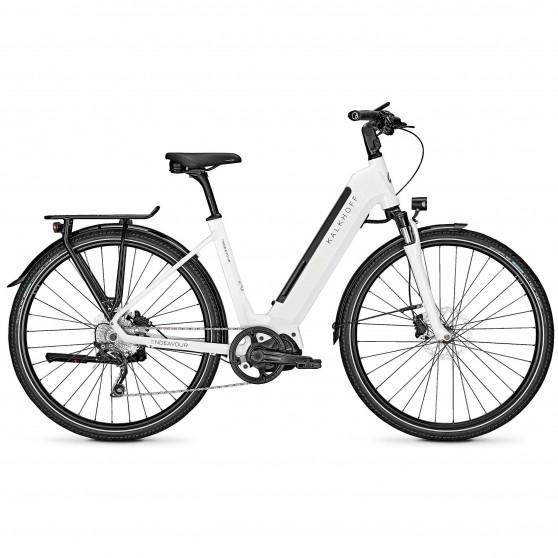 Vélo de randonnée électrique Kalkhoff Endeavour 5.S Advance wave