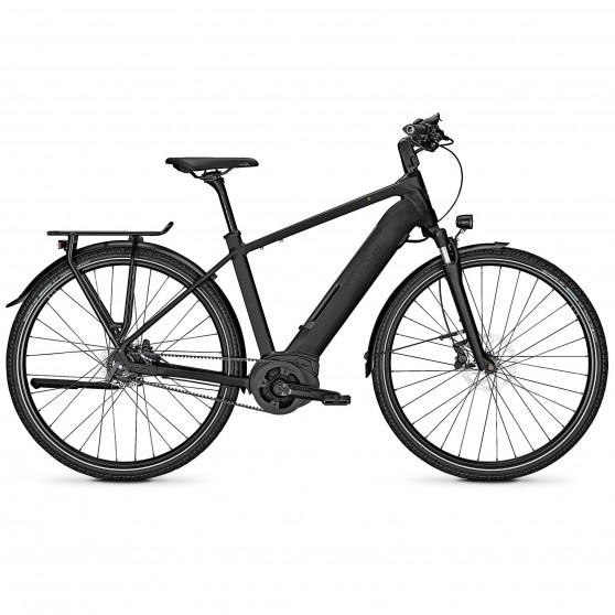 Vélo de randonnée électrique Kalkhoff Endeavour 5.B Belt magicblack diamant
