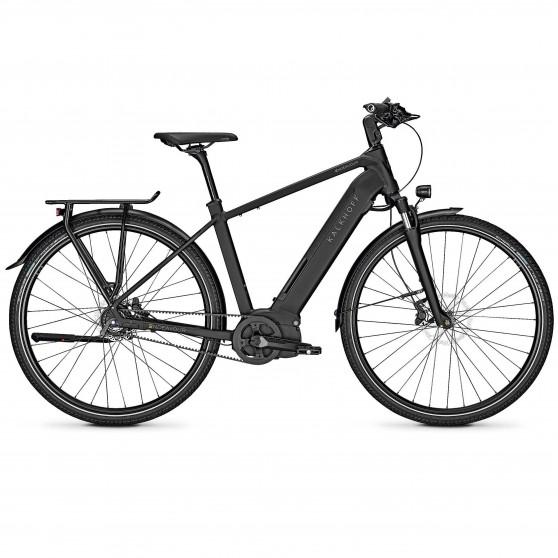 Vélo de randonnée électrique Kalkhoff Endeavour 5.I Belt magicblack diamant