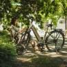 Vélo de randonnée électrique Kalkhoff Endeavour 5.S Belt moteur Shimano E6100