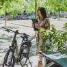 Vélo de randonnée électrique Kalkhoff Endeavour 5.S Belt Green