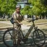Vélo de randonnée électrique Kalkhoff Endeavour 5.S Belt béquille