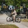 Vélo de randonnée électrique Kalkhoff Endeavour 5.S Belt ville
