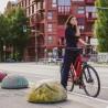 Vélo de randonnée électrique Kalkhoff Endeavour 3.B Move piste cyclable