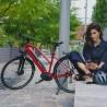 Vélo de randonnée électrique Kalkhoff Endeavour 3.B Move béquille