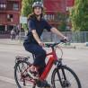 Vélo de randonnée électrique Kalkhoff Endeavour 3.B Move route