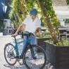 Vélo de ville électrique Kalkhoff Berleen 5.G Edition casque