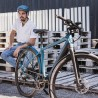 Vélo de ville électrique Kalkhoff Berleen 5.G Edition fourche