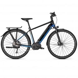 Vélo de randonnée électrique Kalkhoff Endeavour 5.B Excite magicblack pacificblue diamant