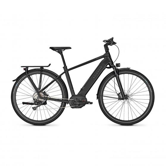 Vélo de randonnée électrique Kalkhoff Endeavour 5.B Excite magicblack diamant