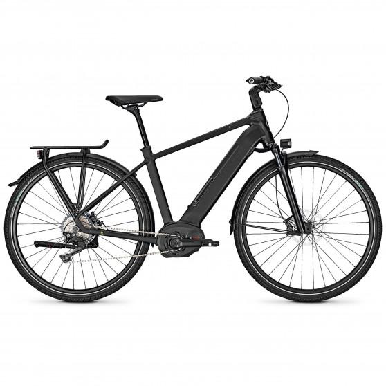 Vélo de randonnée électrique Kalkhoff Endeavour 5.B Move diamant magicblack