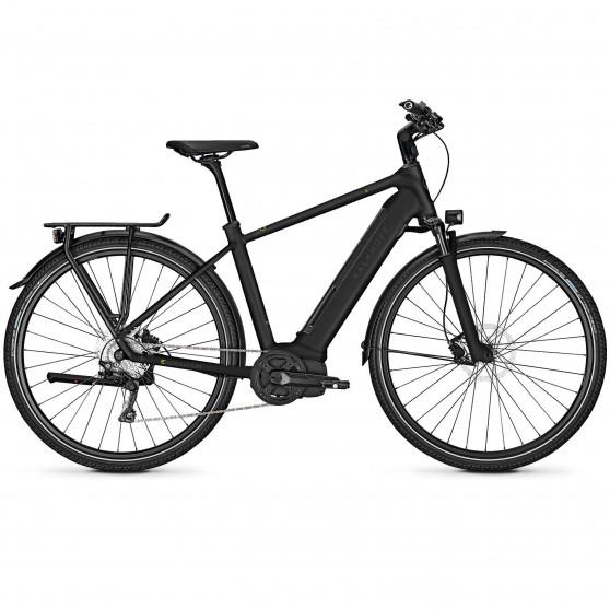 Vélo de randonnée électrique Kalkhoff Endeavour 5.I Advance diamant magicblack