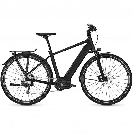Vélo de randonnée électrique Kalkhoff Endeavour 5.I Excite diamant magicblack