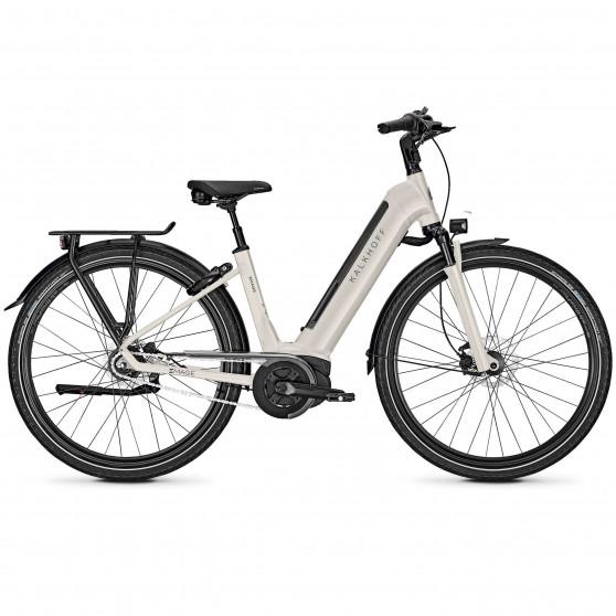 Vélo de ville électrique Kalkhoff Image 5.B XXL wave whitesmoke