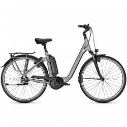 Vélo de ville électrique Kalkhoff Agattu 3.B Advance smokesilver
