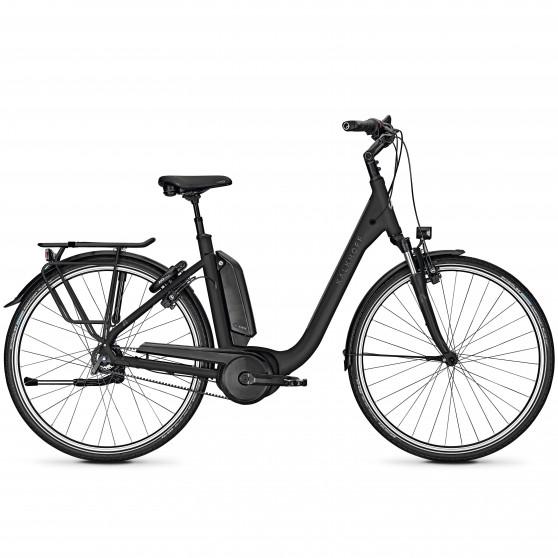 Vélo de ville électrique Kalkhoff Agattu 3.B Excite diamondblack