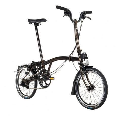 Vélo pliant Brompton type M 2 vitesses