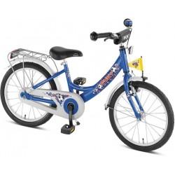 """Vélo enfant 18"""" Puky ZL 18-1 bleu"""