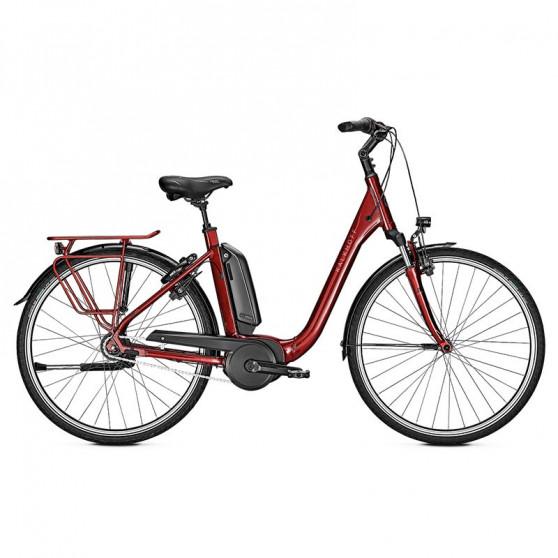 Vélo de ville électrique Kalkhoff Agattu 3.B Move winered glossy
