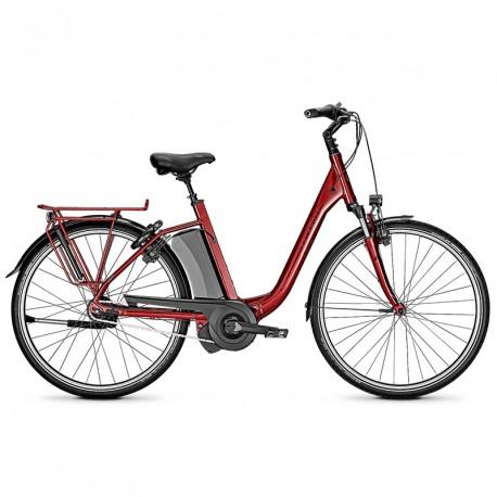Vélo de ville électrique Kalkhoff Agattu 3.I Advance winered glossy