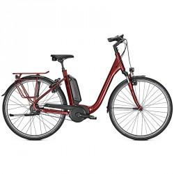 Vélo de ville électrique Kalkhoff Agattu 3.B Excite winered glossy