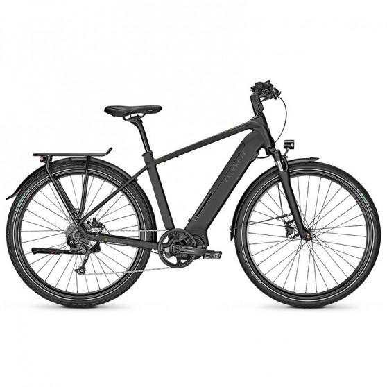 Vélo de randonnée électrique Kalkhoff Endeavour 5.S XXL magicblack matt diamond