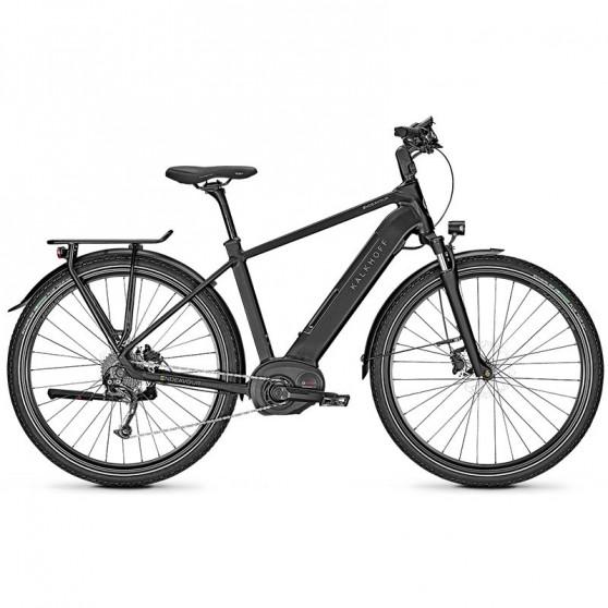 Vélo de randonnée électrique Kalkhoff Endeavour 5.B XXL magicblack matt diamant