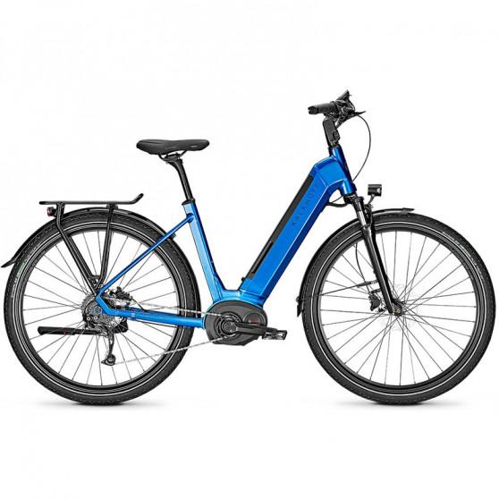Vélo de randonnée électrique Kalkhoff Endeavour 5.B XXL pacificblue glossy wave