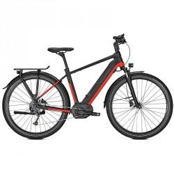 Vélo de randonnée électrique Kalkhoff Endeavour 5.B XXL pacificblue glossy magicblack / firered matt diamond