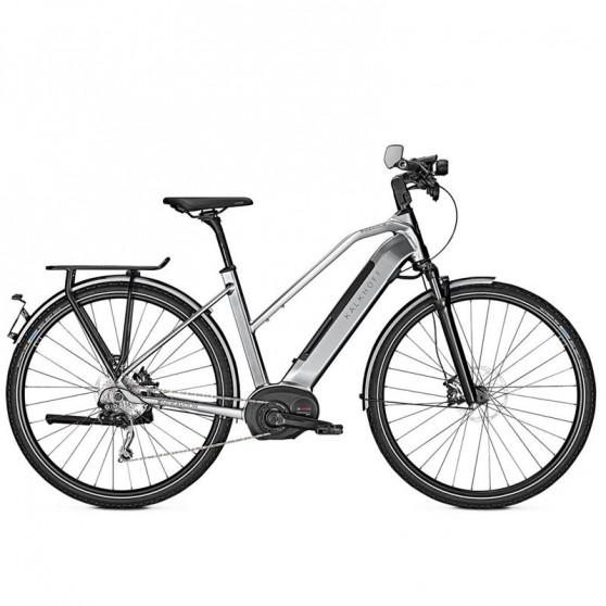 Speed Bike Kalkhoff Endeavour 5.B Move45 smokesilver glossy trapez