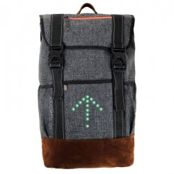 Sac à dos Moonride Ordinateur Led Connect 20 L
