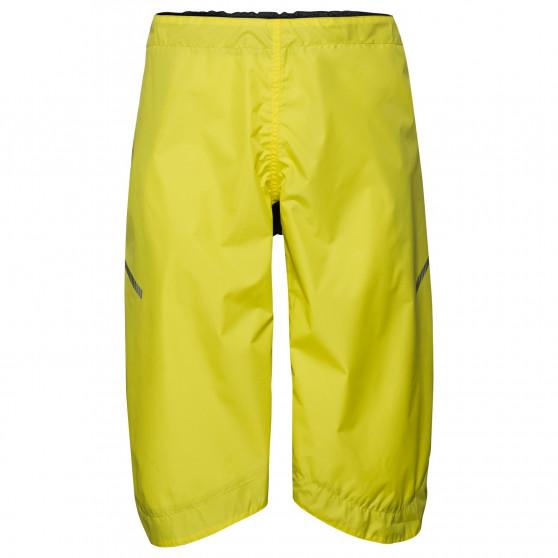 Sur-Pantalon de pluie Vaude Bike Chaps Canary