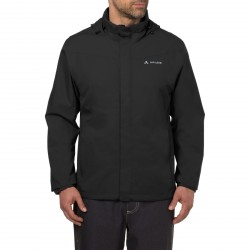 Veste Vaude Escape Bike Light Jacket Black porté