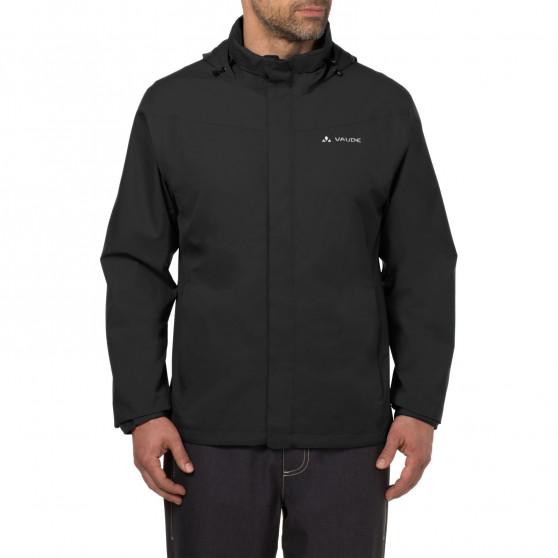Veste Vaude Escape Bike Light Jacket Black porté