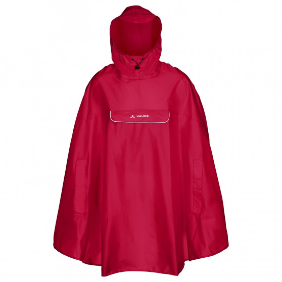 Cape de pluie Vaude Valdipino Indian Red