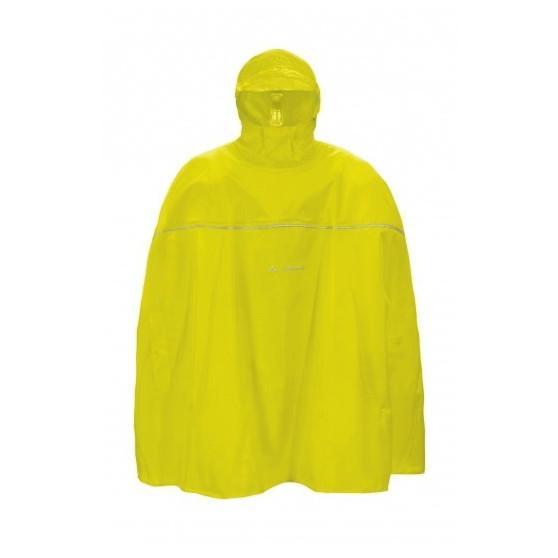 Cape de pluie enfant Vaude Grody Lemon