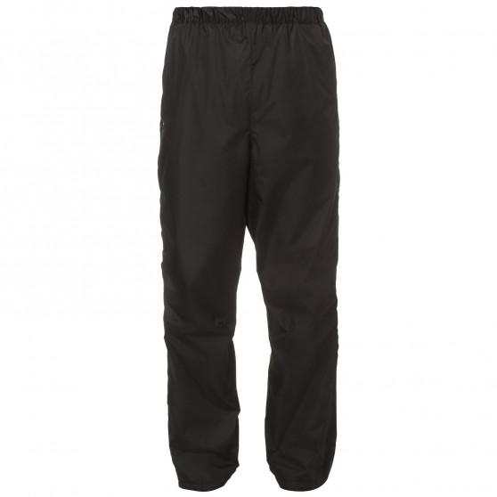 Sur-pantalon pluie homme Vaude Fluid Full-zip II devant