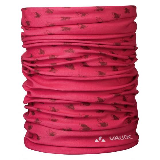 Tour de cou Vaude Multitube rouge