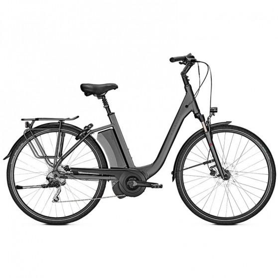 Vélo de ville électrique Kalkhoff Agattu 3.I Dynamic diamondblack matt