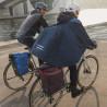 Poncho Vaude Cyclist Cape arrière