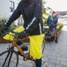 Sur-Pantalon de pluie Vaude Bike Chaps Black ville